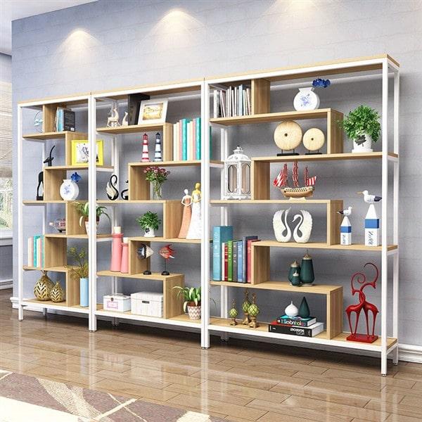 Tủ cây trang trí – xu hướng văn phòng hiện đại 2021