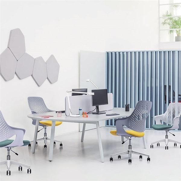 Ghế văn phòng chất lượng – quyết định phong thái làm việc của bạn