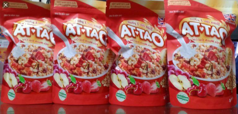 [Review] Ngũ cốc Oatta có hiệu quả giảm cân - ioicamp.net