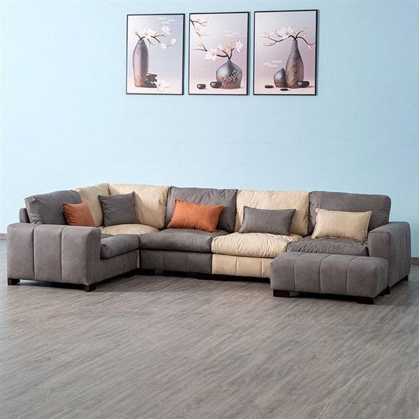 Với chức năng kép 2 trong một, chiếc sofa giường nằm luôn là sự lựa chọn hàng đầu của bạn