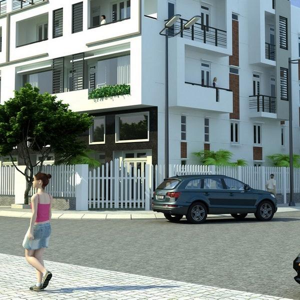 Báo Giá Khu dân cư Đại Phúc Green Villas, huyện Bình Chánh -Tp. Hồ Chí Minh